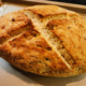 Rustic olive soda bread recipe